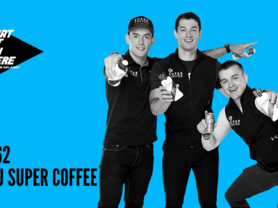 Super Coffee What Got You There With Sean Delaney